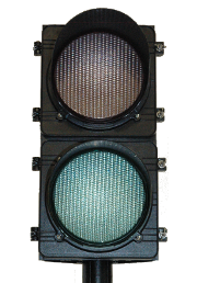 TL-2 'Stop & Go' LED Traffic Light
